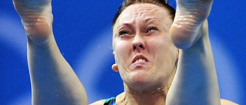 olympic-diving-funny-face