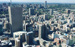 """Is Johannesburg Like A City,"" One Fool Asked"