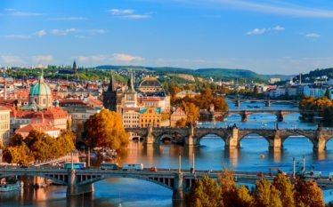 Go to Prague, They Said: Ten Things