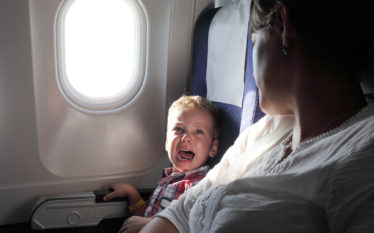 """Don't Touch My F*cking Seat"" & Other Rules When Flying"